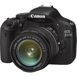 Canon EOS 550D 18-55mm Kit